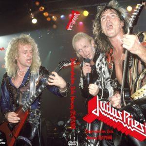 Judas Priest 1988-05-09 Skedsmohallen, Oslo, Norway DVD