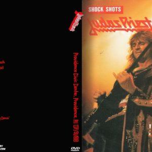 Judas Priest 1988-07-31 Providence Civic Center, Providence, RI DVD