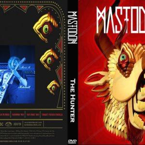 Mastodon The Hunter DVD