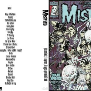 Misfits 1999-06-12 Astoria 2, London, England DVD