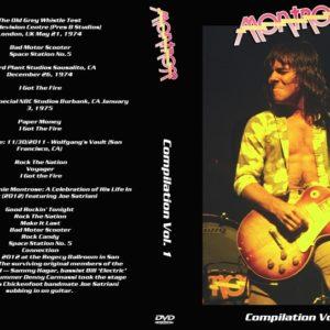 Montrose Compilation Vol. 1 DVD