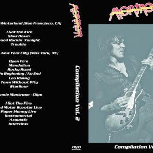 Montrose Compilation Vol. 2 DVD