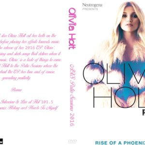 Olivia Holt 2016 AXS Patio Sessions and More DVD