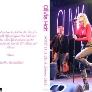 Olivia Holt 2016 HITS 97.3 Live & Interview DVD