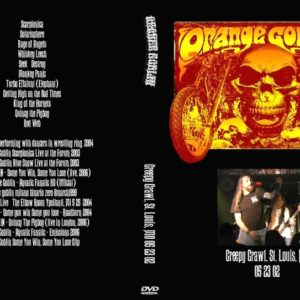Orange Goblin 2002-05-23 Creepy Crawl, St. Louis, MO DVD