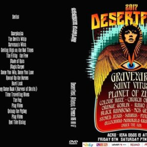 Orange Goblin 2017-06-10 Desertfest, Athens, Greece DVD