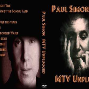 Paul Simon MTV Unplugged DVD