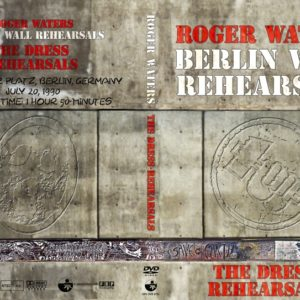 Roger Waters 1990-07-20 The Dress Rehearsals DVD
