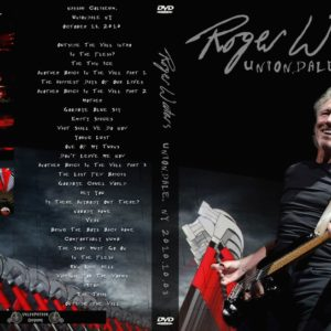 Roger Waters 2010-10-13 Uniondale, NY 2 DVD