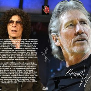 Roger Waters 2012-01-18 Howard Stern On Demand DVD