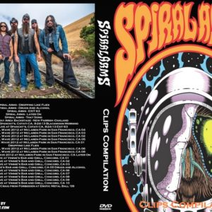 Spiralarms Clips Compilation DVD