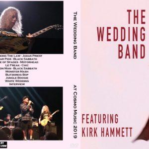 The Wedding Band 2019 Cosmo Music DVD