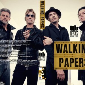 Walking Papers Clips Compilation DVD