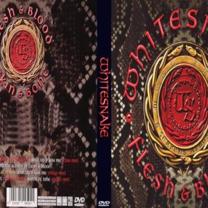 Whitesnake Flesh & Blood DVD