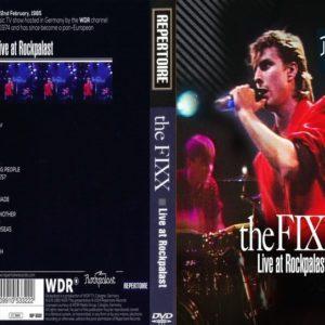 the FIXX 1985-02-22 Rockpalast, Koln, Germany DVD
